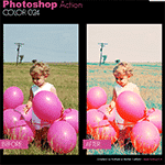 Photoshop Action - Color 024