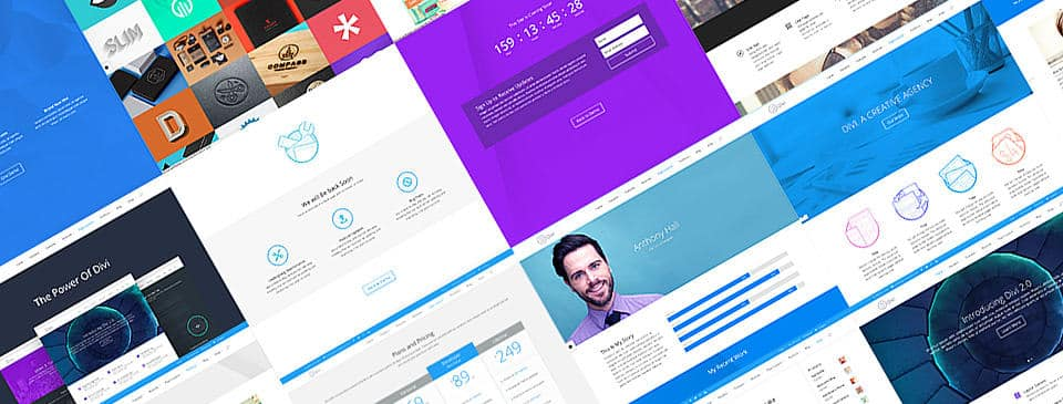 Divi Theme Review – The best wp theme by Elegant themes